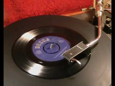 Danny Rivers (Joe Meek) - I'm Waiting For Tomorrow - 1960 45rpm