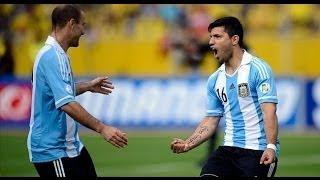Argentina 2 VS 1 Bosnia 2014 RESUMEN DE GOLES Copa Del