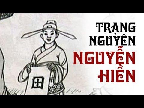 Truyện Cổ tích Việt Nam |Nguyễn Hiền - Trạng nguyên trẻ nhất lịch sử Việt Nam | Trạng Hiền |