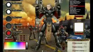 Warhammer 40k Dawn Of War Dark Crusade 4 New Races