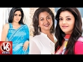 Tollywood Actresses Who Romanced With Two Generation Heroe..