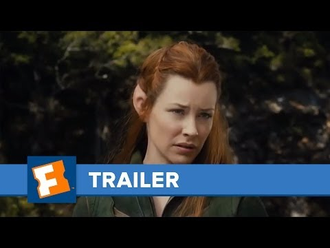 The Hobbit: The Desolation of Smaug Official Trailer 2 | Trailers | FandangoMovies