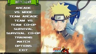 Naruto Shippuden MUGEN Edition 2012 [HI-Res][Download