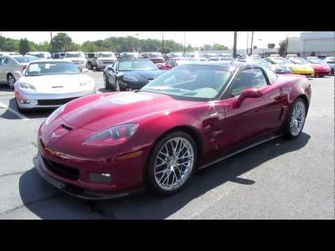 2011 Chevrolet Corvette ZR1 Start Up, Exhaust, and In Depth Tour
