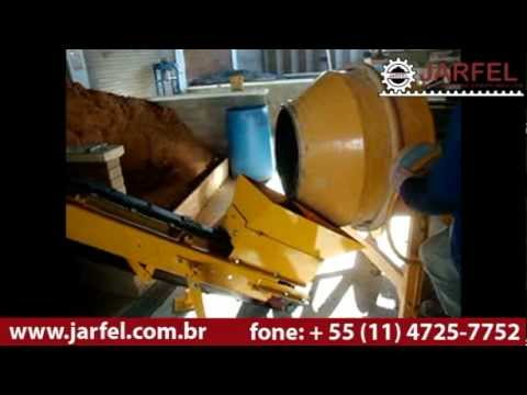 Correia Transportadora de solo-cimento, correia transportadora de concreto