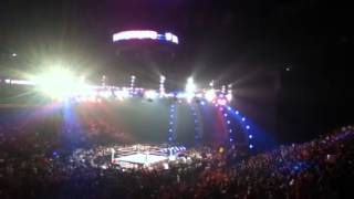 WWE Battleground 2013: Power Goes Out!