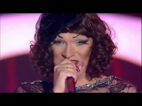 The Voice Brasil 3 Deena Love 18/09/2014