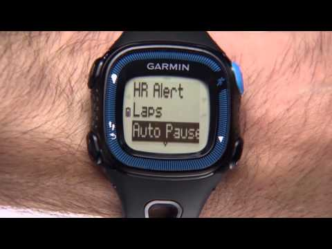 Garmin Forerunner 15 - First Run (Español)