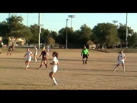 2011 Tempe Diablo 1st Game Hamilton vs Desert Mountain 1st, 2nd and 3rd Goals