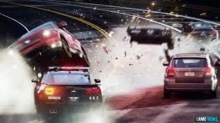 NEED FOR SPEED RIVALS Gameplay Trailer (Personalization)