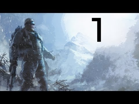 "Sniper: Ghost Warrior 2 Siberian Strike DLC Walkthrough Part 1 - Operation ""Siberian Strike"""