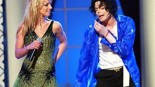 Michael Jackson ft. Britney Spears - The Way You Make Me Feel (MSG 30th Anniversary)