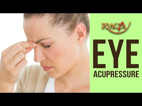 Eye Acupressure - improve eyesight, relieve eye pain-Ajay Mishra(Acupressure Expert)