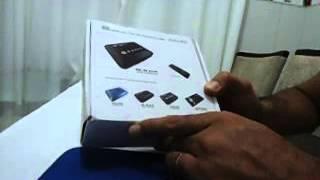 UNBOXING Multi TV Media Player HDMI 1080P HD USB SD MMC RMVB MP3 AVI MPEG Divx MKV view on youtube.com tube online.