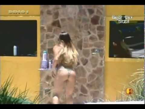 [+18] FLAGRA - MICHELLY - BUNDA DANÇANDO -BBB11 - BIG BROTHER BRASIL 11 -02-