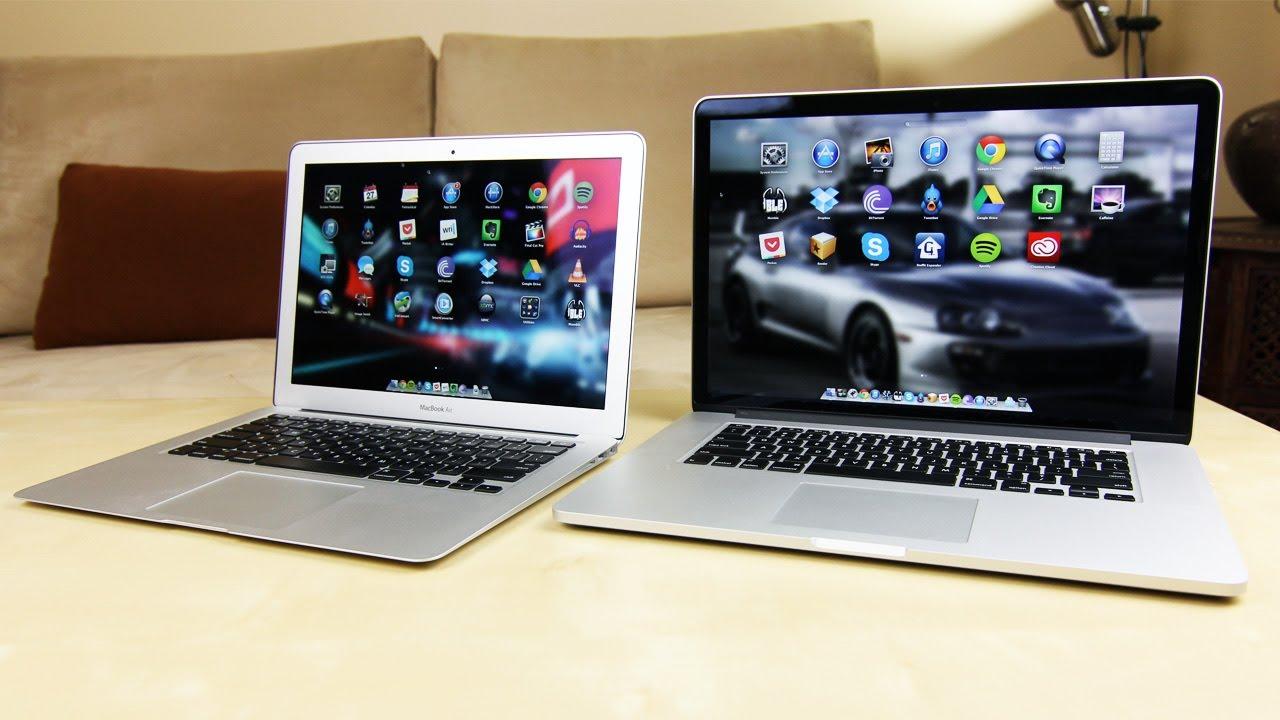 Macbook Air sang trọng và quyến rũ