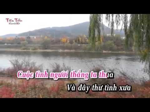 Karaoke_ Hương tình củ_ Karaoke. Ngôi sao ca nhạc ca sỹ: MÃ TUYẾT NGA