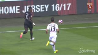 Milan-Torino 3-2 - Sintesi