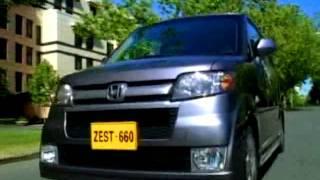 2006 Honda Zest CM's