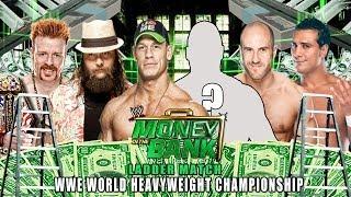 WWE Money In The Bank 2014 John Cena Vs Bray Wyatt Vs