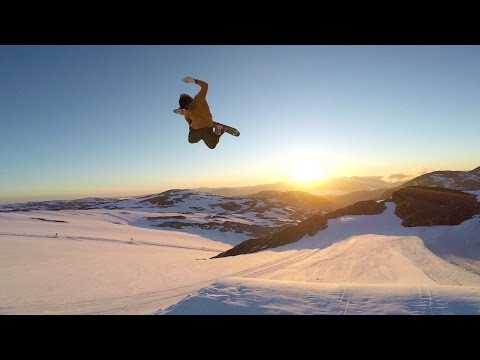 GoPro Snow:  Sunset Perfection with Sage Kotsenburg and Sven Thorgren