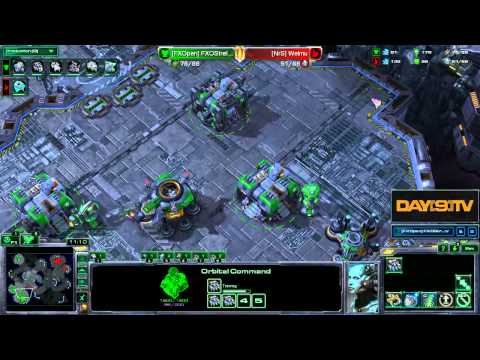 Day[9] Daily #575 - Terran Hellbat-Mech vs Protoss P2