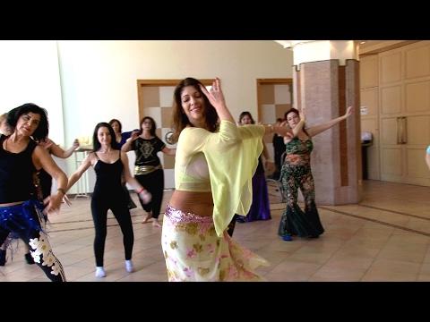 Marita Shalvi  Workshops belly dance