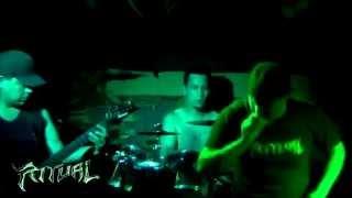 RITUAL - Lanzamiento EP Sentencia (21/03/14) Cenicero Bar