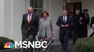 Michael E Dyson: Trump 'Toddler Presidency' An Insult To Toddlers | The Beat With Ari Melber | MSNBC