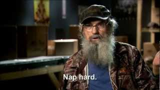 Page 1 of comments on Duck Dynasty (Si Robertson) - Work Hard, Nap