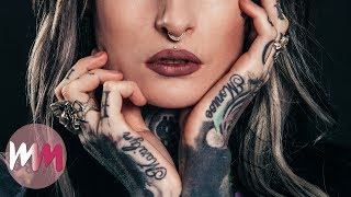 Top 5 Things You Need to Know About Piercings
