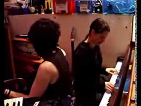 Screaming Banshee Aircrew - behind the scenes recording 'Sugar' back in 2009