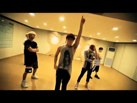 Beast - Beautiful Night mirrored Dance Practice