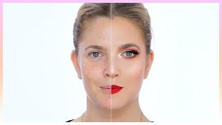 POWER OF MAKEUP: DREW BARRYMORE | NikkieTutorials
