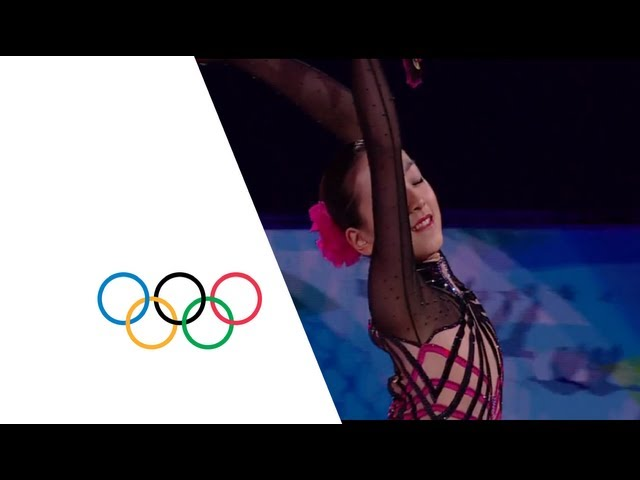 Mao Asada - Figure Skating | Vancouver 2010 Winter Olympics