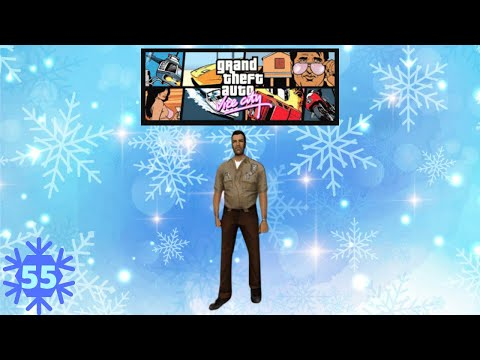 Playing GTA Vice City Episode 55 - Stealing a police uniform... again!