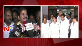 Revanth Reddy reacts on TDP MLAs joining into TRS