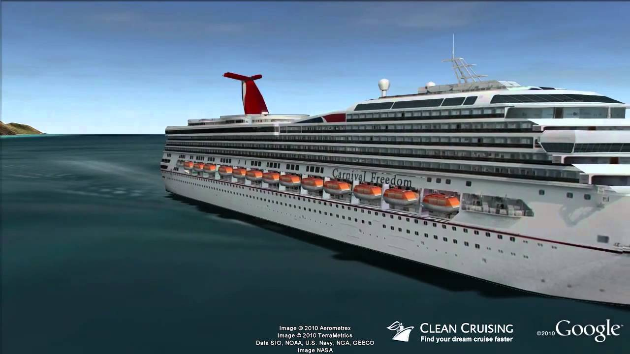 Carnival Freedom Virtual Ship Tour  YouTube