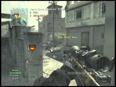 blacK_wzRd - MW3 Game Clip -dSebGo8zPD0