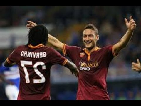 AS Roma vs FC Torino 2-1 (2014) Seria A [Hightlights & Review]