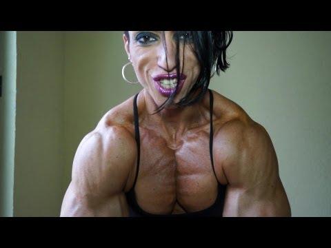 Favorite female bodybuilder vid s playlist - Virginia sanchez ...