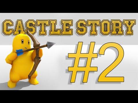 Castle Story - Prototype: Poradnik początkującego