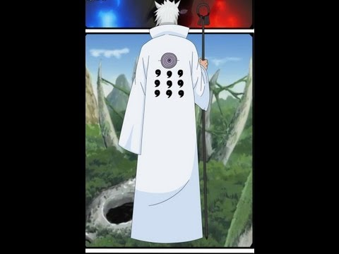 Naruto shippuden sage of the six paths the God is coming, the sage of six paths