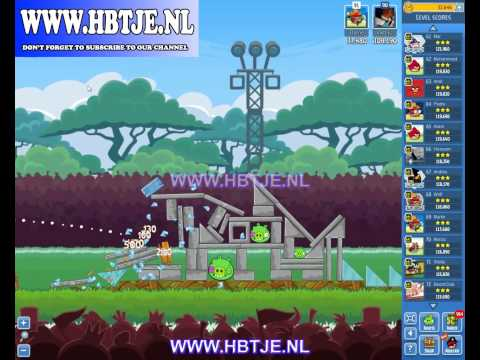 Angry Birds Friends Tournament Week 80 Level 1 High Score 124k (tournament 1)