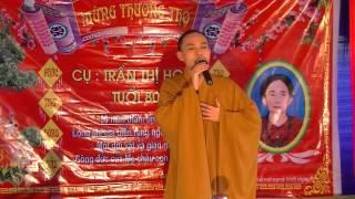 LONG ME _ Thich Thanh Hai