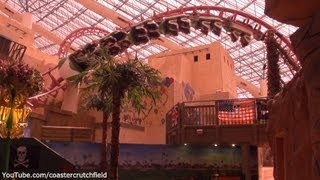 Canyon Blaster (Off-ride HD) Adventuredome At Circus