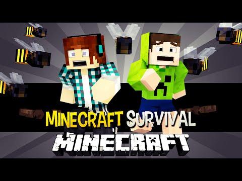 Minecraft Survival Ep.89 - Insetos Gigantes !!