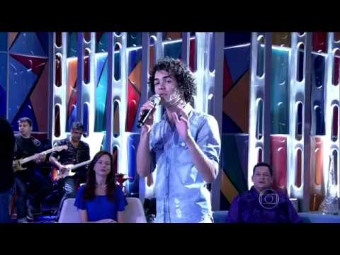 Sam Alves volta a interpretar música que cantou na final do The Voice