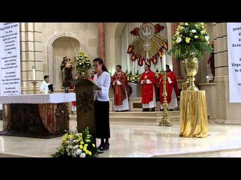 Misa Católica 15 Junio 2013 - Confirmaciones - ecatolico.com