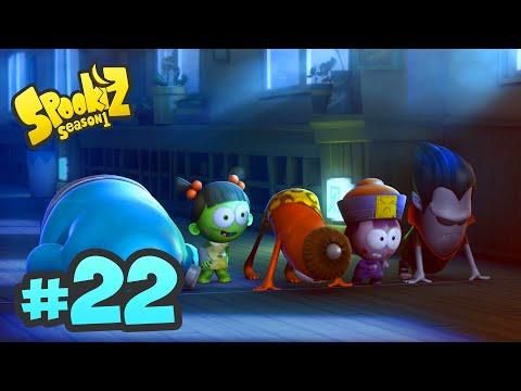 Spookiz 22 - Preteky
